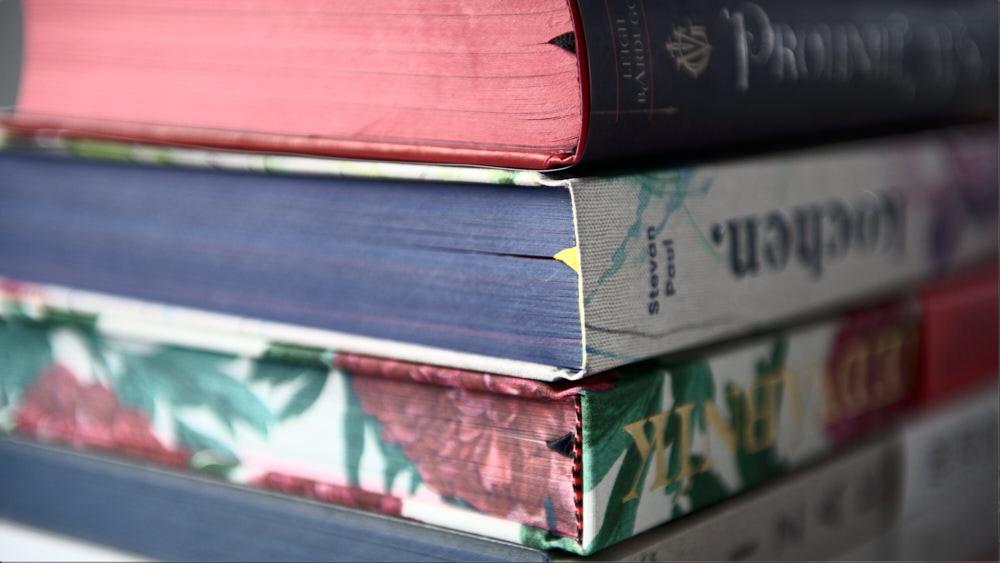 Digital Book Edge Printing Imijet